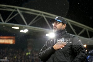 David Wagner hopes to use togetherness as key in away clash with Watford