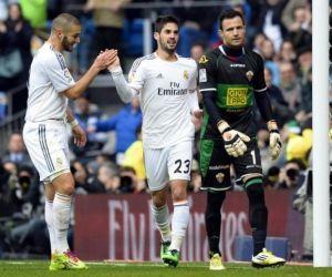 Real Madrid - Elche: puntuaciones del Elche, jornada 25