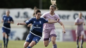 Birmingham City Ladies 0-0 Reading Ladies: The Blues move up to third despite goalless draw
