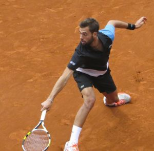ATP Barcelone : Paire qualifié, pas Tsonga
