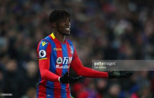 Pep Guardiola warns Manchester City to the power of Wilfried Zaha ahead of Palace test