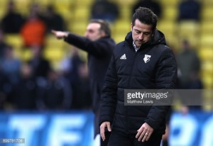 Marco Silva claims his side created enough chances to win against Swansea City