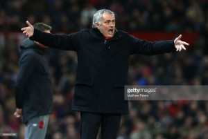 José Mourinho: Refereeing decisions continue to cost Manchester United