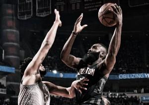 James Harden brilha e lidera vitória do Houston Rockets contra os Wolves nos playoffs