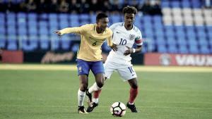 Brasil e Inglaterra se enfrentam valendo vaga na final da Copa do Mundo Sub-17