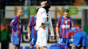 Il était une fois, Caen-PSG
