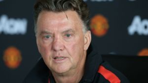 "Louis van Gaal: ""We're in a good way"""