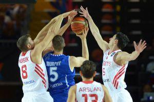 Turquía logra una de las mayores gestas del MundoBasket