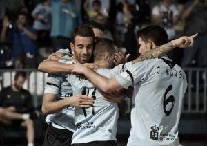 El Uruguay Tenerife se divierte en Primera