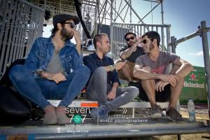 """Entrevista. Sidecars: """"Nuestro disco saldrá después de verano y sentimos que es el mejor que hemos hecho nunca"""""""