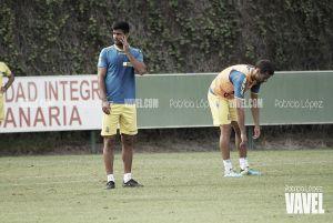 """Aythami Artiles: """"No dudo del equipo, seguimos primeros"""""""