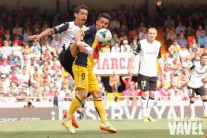 Valencia - Atlético de Madrid: puntuaciones del Valencia, jornada 35