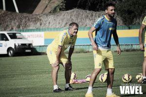 """Paco Herrera: """"Nuestra única meta tiene que ser ganar"""""""