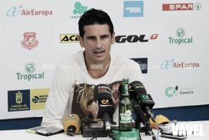 """Vicente Gómez: """"Quiero ser titular"""""""