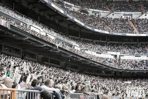 La UEFA sanciona al Real Madrid clausurando parcialmente el Bernabéu