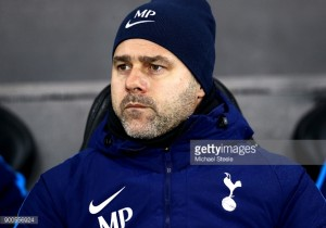 Mauricio Pochettino admits his side got lucky in win over Swansea City