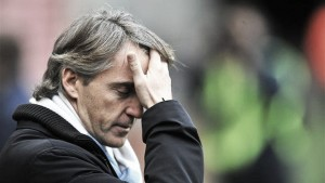 Манчини: к перерыву должны были выигрывать 3:0 или 4:0