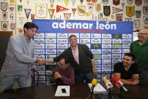 Carrillo y García Vega seguirán en Ademar