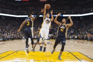Historic Home Winning Streak On The Line As Golden State Warriors Face Utah Jazz