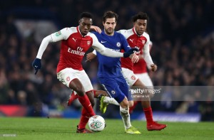 Chelsea 0-0 Arsenal: Visitng player ratings following a stalemate at Stamford Bridge