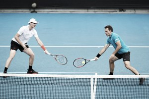 ATP Indian Wells: Murray/Soares brush past Petzschner/Thiem in straight sets