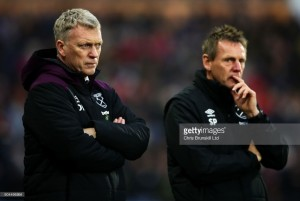 West Ham's six-man bench not a message to the board, insists David Moyes after Huddersfield win