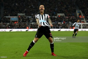 Newcastle United 1-1 Swansea City: Joselu salvages point for wasteful Magpies