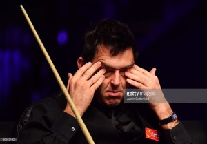 New Masters champion set to be crowned as Ronnie O'Sullivan crashes out
