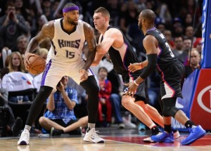 Los Angeles Clippers Travel North For Final Regular Season Matchup With Sacramento Kings