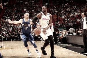 Momentazo NBA: un Wade vintage