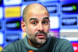 Pep Guardiola insists that the title race isn't over despite 15-point lead ahead of Burnley clash