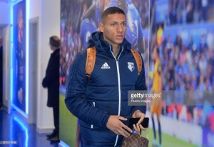 Everton close in on move for Watford's Richarlison