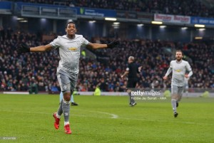 Burnley 0-1 Manchester United: Martial nets the decisive goal in scrappy clash at Turf Moor