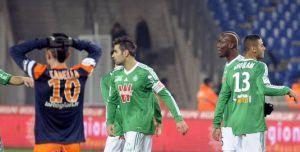 El Saint Étienne gana y se acerca a los puestos europeos
