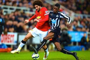 Newcastle United 0-1 Manchester United: Krul's error gifts Manchester United three points