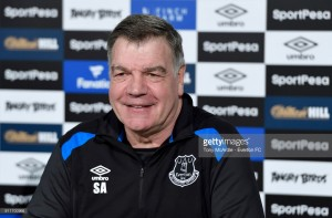 Everton need to turn results around 'as quickly as possible' says Sam Allardyce