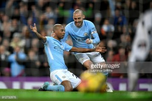 Manchester City 3-0 West Bromwich Albion: Blues cruise past helpless Baggies