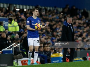 Sam Allardyce hails 'superhuman' Seamus Coleman but wants to manage his return to fitness