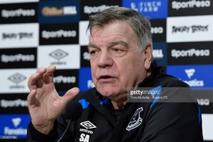 Sam Allardyce says he was reluctant to let Ademola Lookman depart on loan
