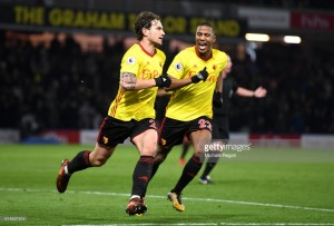 Watford 4-1 Chelsea: Wonderful Watford sends Chelsea cowering as Conte hangs by a thread