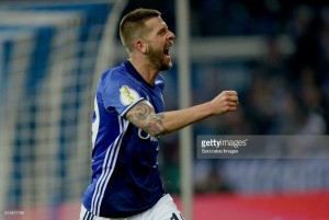 Schalke 04 1-0 VfL Wolfsburg: Guido Burgstaller scores early winner for die Knappen