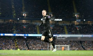 Jamie Vardy: The records keep on tumbling