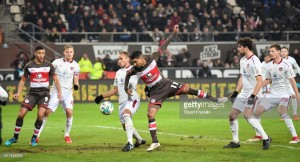 FC St. Pauli 0-0 1. FCNürnberg: Catalogue of missed chances denies hosts a win