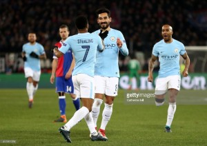 FC Basel 0-4 Manchester City: Classy Citizens seemingly cruise into the next round against battered Basel