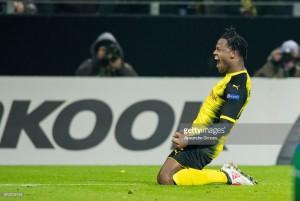 Borussia Dortmund 3-2 Atalanta: Michy Batshuayi gives Schwarzgelben small advantage