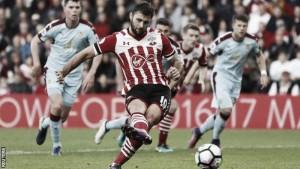 El Southampton aplasta a un inocente Burnley