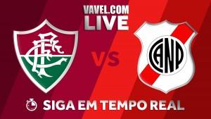 Resultado Fluminense x Nacional Potosí pela Copa Sul-Americana (3-0)