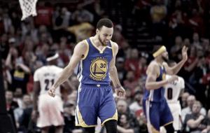 NBA Playoffs: Golden State suona la terza, al tappeto Portland (113-119)