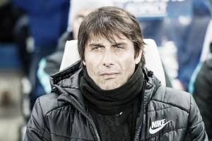 """Conte lamenta erro no fim, mas confia em classificação do Chelsea na Champions: """"Tudo em aberto"""""""