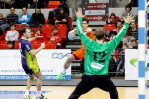 El BM Aragón consigue una victoria para la tranquilidad